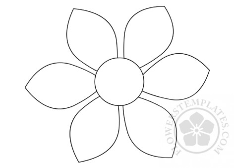 photo regarding Daisy Template Printable identified as Daisy Bouquets Templates